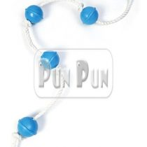 PP ROPE WITH 5PCS PLASTIC BALL