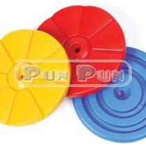 Plastic Disk Swing Seat