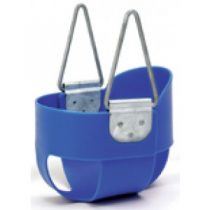 Plastic Full Bucket Swing Seat