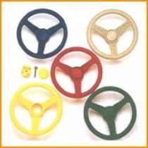 Plastic Steering Wheel