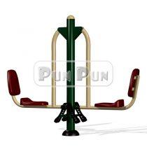 Squat Pushing [seat leg press]