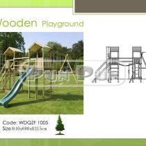 Wooden Playground WDQZF1005