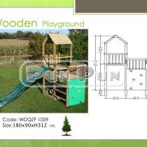 Wooden Playground WDQZF1009