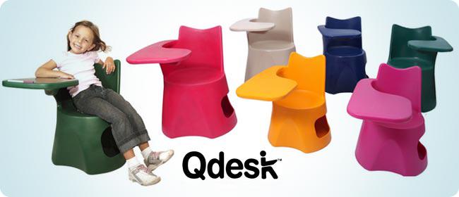 Qdesk-foot