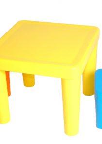 RAINBOW SET ชุดโต๊ะเก้าอี้ สายรุ้ง