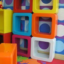 CUBIC BOX กล่องสี่เหลี่ยมลูกเต๋าใส่ของ