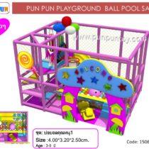 ball pit : pinky lollipop บ่อบอลคุณหนู