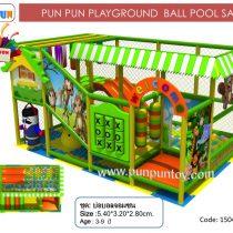 ball pit : zoo บ่อบอลจอมซน