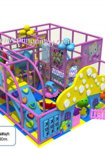 ball pit : Lollipop Mickey บ่อบอลมิกกี้แสนสนุก