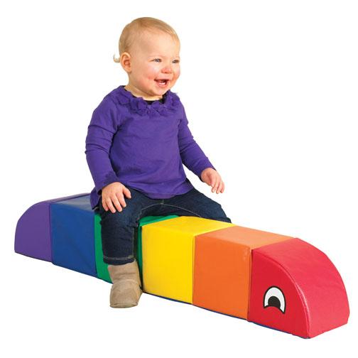 PunPunToy : Rainbow Caterpillar