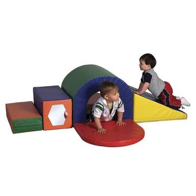 PunPunToy : Slide and Crawl