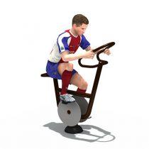 Fitness : เครื่องออกกำลังกาย จักรยานนั่งปั่น
