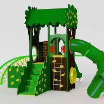 HDPE Playground : Tree House 2
