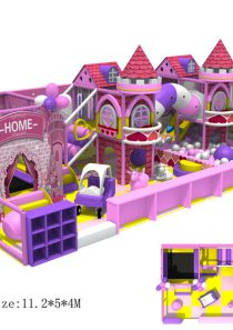 Fantasy castle IP-CL01