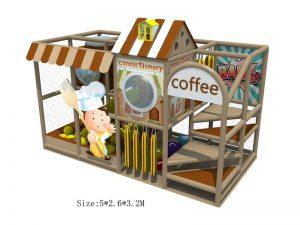 ร้านกาแฟหอมกรุ่น