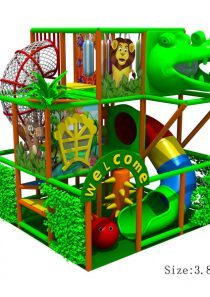 Amusement Park in the Jungle IP-JP01