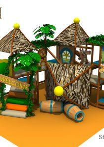 Amusement Park in the Jungle IP-JP10