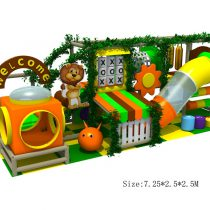 Amusement Park in the Jungle IP-JP11