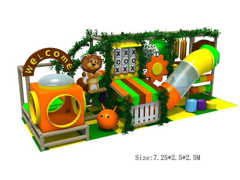 Amusement Park in the Jungle IP-JP11