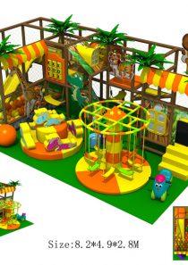 Amusement Park in the Jungle IP-JP12