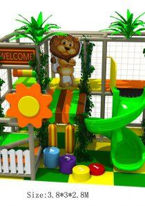 Amusement Park in the Jungle IP-JP02