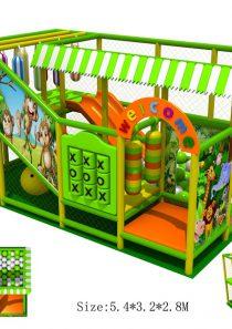 Amusement Park in the Jungle IP-JP03