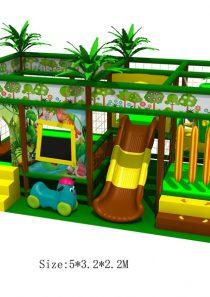 Amusement Park in the Jungle IP-JP04
