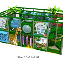 Amusement Park in the Jungle IP-JP06