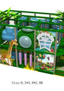 Amusement Park in the Jungle IP-JP06