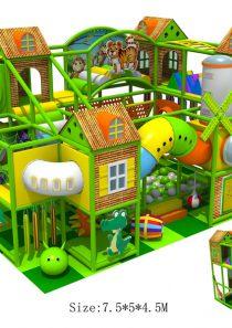 Amusement Park in the Jungle IP-JP08