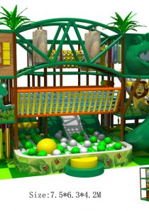 Amusement Park in the Jungle IP-JP09