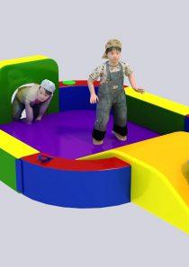 PunPunToy : Tunnels and Slides