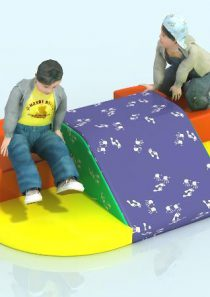 PunPunToy : 2 Seats With Slide