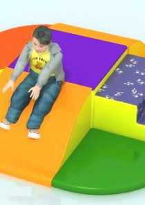 PunPunToy : Climbing Small Slide
