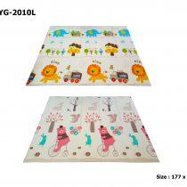 Baby Mat : YG-2010L แผ่นรองคลาน เสื่อรองคลานแผ่น กันกระแทก