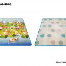 Baby Mat : YG-8010 แผ่นรองคลาน เสื่อรองคลานแผ่น กันกระแทก