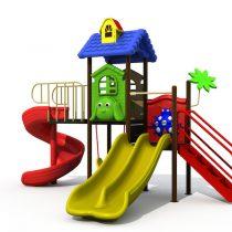 IMPGH2-711501 : บ้านกระดานลื่นคู่