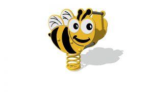 Spring Rider Bee