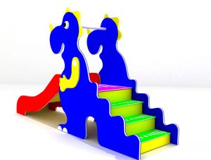 HDPE Playground Dino 2