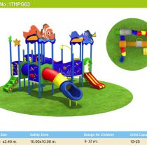 HDPE Playground : Ocean