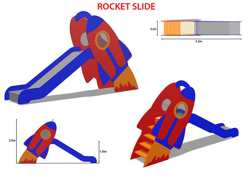 Rocket Slider