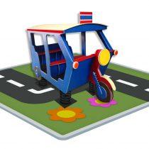 HDPE Playground : Tuk Tuk