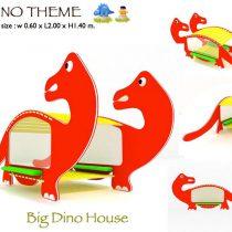 Big Dino House