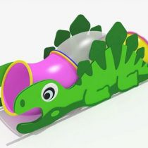 Dino Crawl Tube