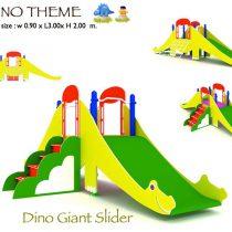 Dino Giant Slider