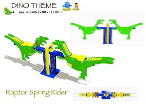 Raptor Spring Rider