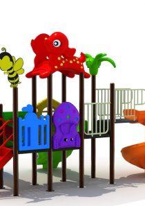 IMPGH5-808201 : สวนสนุกกวางน้อยเริงร่า