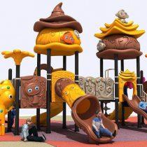 เครื่องเล่นสนาม ชุดลิงน้อยช๊อคโกแลต