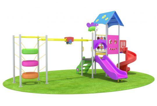 Preschool playground Early childhood playground