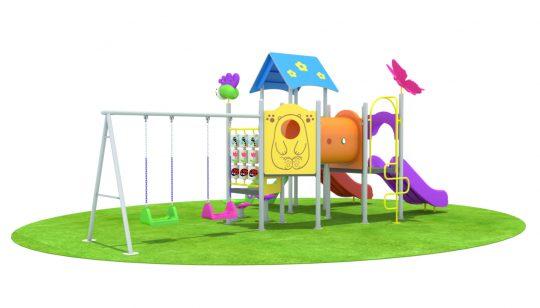 สนามเด็กเล่นเด็กเล็ก อนุบาล